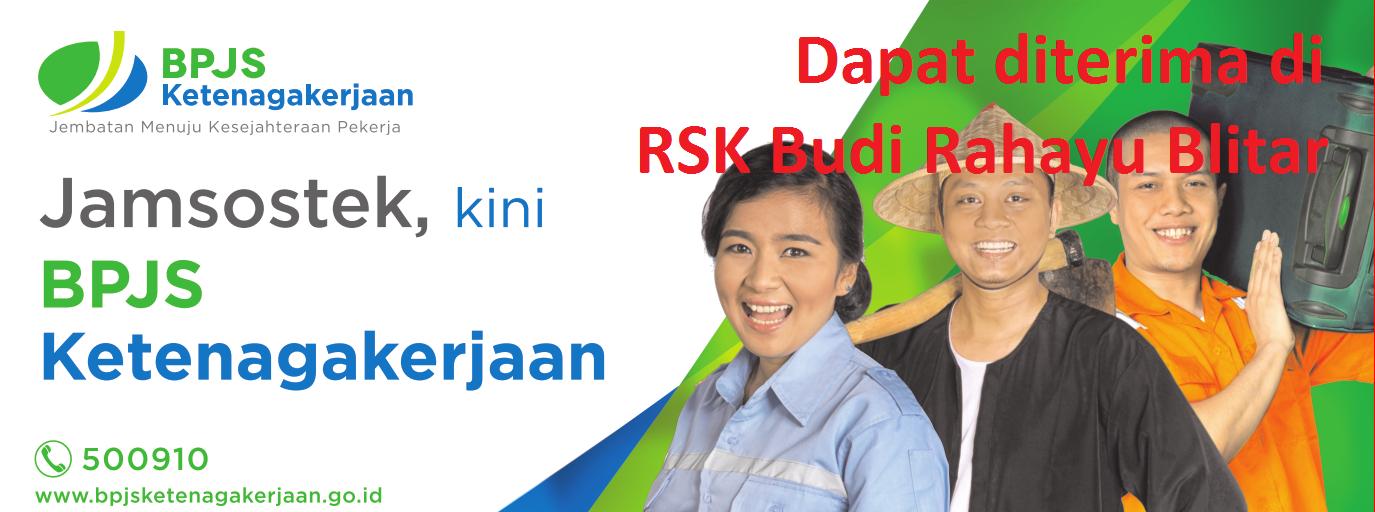"RSU ""KATOLIK BUDI RAHAYU"" Jl. A. Yani 18 – BLITAR"