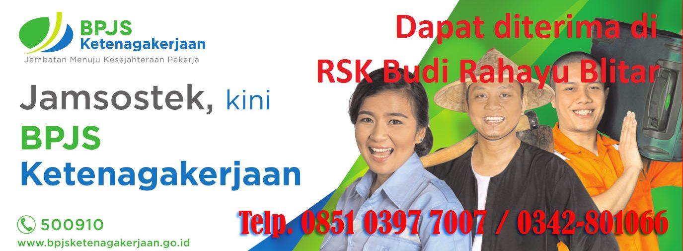 """RSU """"KATOLIK BUDI RAHAYU"""" Jl. A. Yani 18 – BLITAR"""
